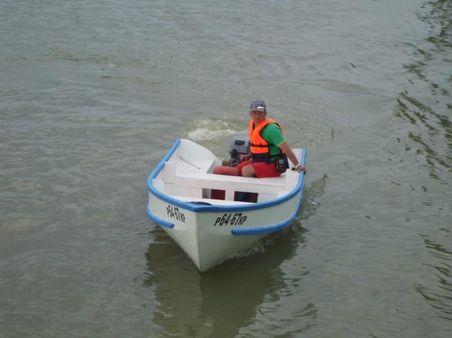 diablo лодка